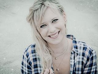 Sängerin Franziska